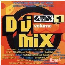 Dj Mix vol.1 - CD Audio