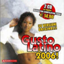 Gusto Latino 2006! - CD Audio
