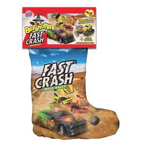Fast Crash. Calza Befana