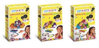 Giocattolo Cutie Stix Set Taglia e Crea Refill Grandi Giochi