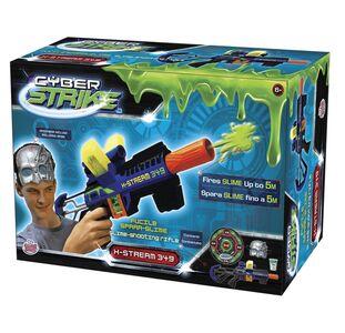 Giocattolo Cyber Strike. Fucile Grandi Giochi