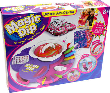 Magic Dip. Il Laboratorio Dei Colori