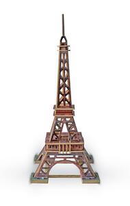 Puzzle 3D Monument. Torre Eiffel - 2