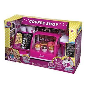 Barbie. Coffee Shop