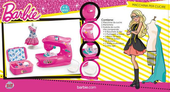 Barbie. Macchina Da Cucire