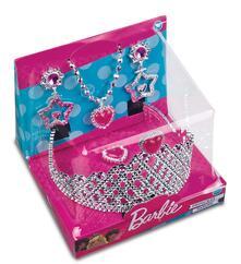 Barbie. Diadema Con Gioielli
