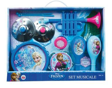 Frozen. Set 6 Strumenti Musicali