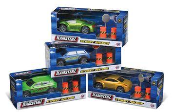 Giocattolo Teamsterz. Auto Racer Con Accessori Grandi Giochi