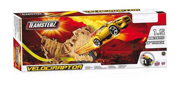 Teamsterz. Pista Velociraptor - 2