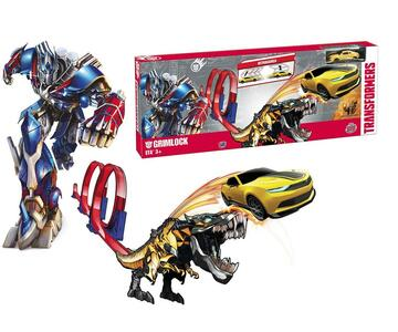 Transformers. Pista Grimlock