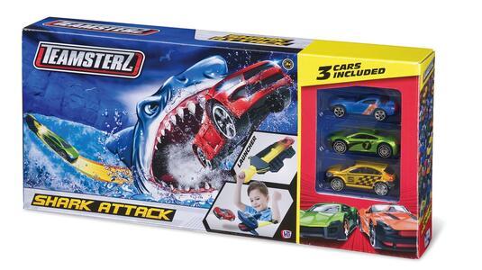 Teamsterz. Pista Shark Attack