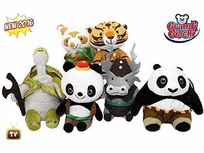 Disney peluche Kung Fu Panda 3