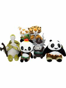 Disney peluche Kung Fu Panda 3 - 3