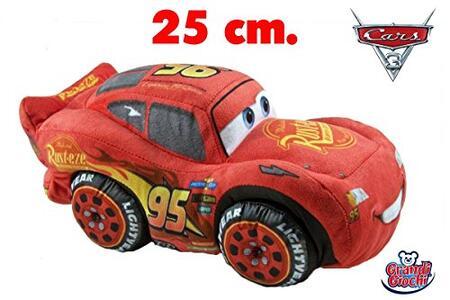 Cars 3. Peluche Saetta McQueen 25 Cm