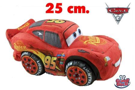Cars 3. Peluche Saetta McQueen 25 Cm - 2