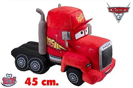 Cars 3. Peluche Mack 45 Cm