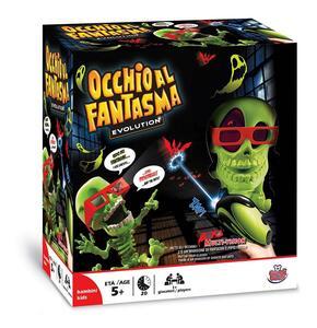 Occhio Al Fantasma 3D Evolution - 3
