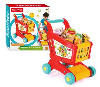 Carrello Supermercato Con Accessori - 2