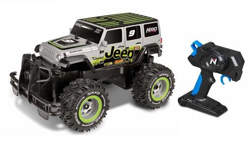 Nikko. Radio Control. Jeep Wrangler Unlimited 1:16 - 2