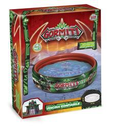 Gormiti - Piscina Gonfiabile 3 Anelli