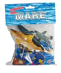 Busta Animali Marini 6 pezzi
