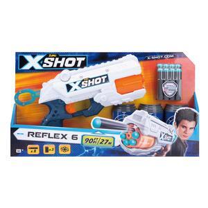 X-Shot. Reflex Con 6 Dardi