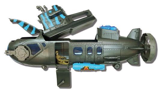 Sottomarino Luci E Suoni
