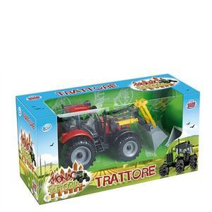 Trattore fattoria 2 colori assortiti