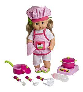 Giocattolo Amore Mio. Piccola Chef 42 Cm Grandi Giochi