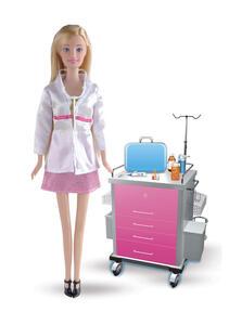 Ilary. Dottore Con Accessori