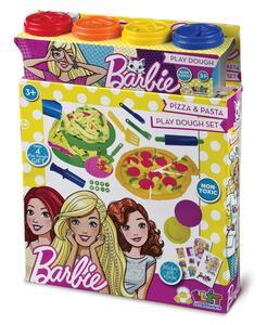 Barbie. Pasta Da Modellare. Pasta E Pizza