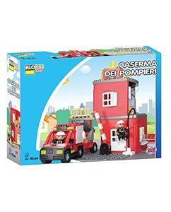 Set Costruzioni Stazione Pompieri