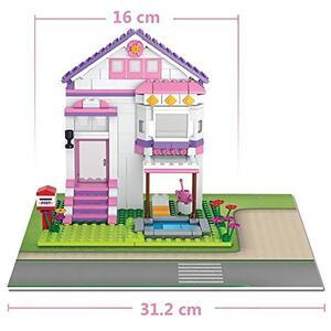 Blokki girl villa con piscina 291 pezzi - 3