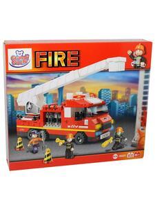 Blokki pompieri camion 270 pezzi - 2