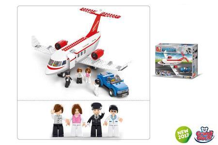 Blokki aviazione jet privato 275 pezzi