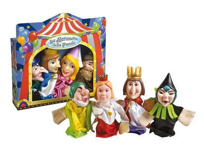 Set 3 marionette