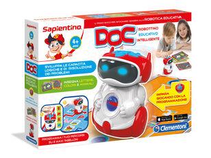 Giocattolo Il robottino Doc Sapientino Clementoni