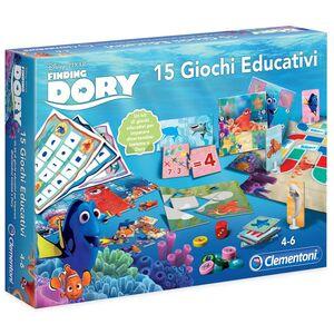 Giocattolo Set 15 giochi educativi Alla ricerca di Dory Clementoni