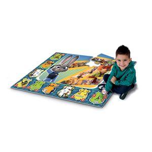 Giocattolo Zootropolis. Tappeto gigante interattivo Clementoni 3