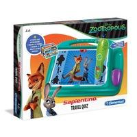 Travel Quiz Zootropolis Sapientino