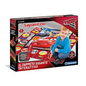 Tappeto Gigante Interattivo. Cars 3