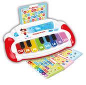 Giocattolo Piano Suonaimpara Clementoni