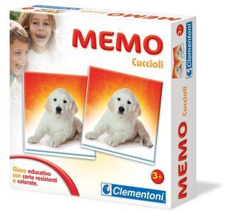 Memo. Cuccioli - 2