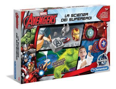 Avengers. La Scienza Dei Supereroi Clementoni