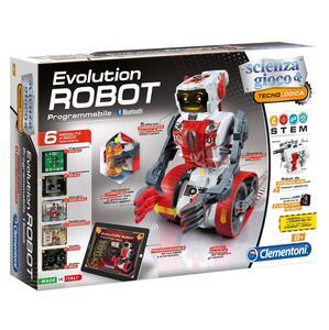 Scienza e Gioco. Evolution Robot. Clementoni (13197) - 4