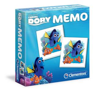 Giocattolo Memo Alla Ricerca di Dory Clementoni 0
