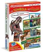 Giocattolo Sapientino. La Tombola dei Dinosauri Clementoni