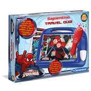 Giocattolo Travel Quiz Spider-Man Sapientino Clementoni