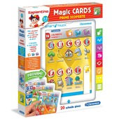 Sapientino Magic Cards Prime Scoperte Clementoni
