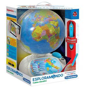 Giocattolo Sapientino Esploramondo. Il globo interattivo elettronico Clementoni 0
